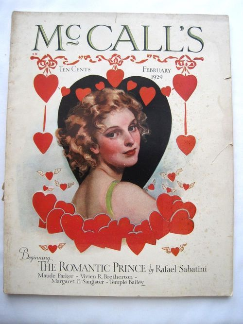 valentine's day magazine