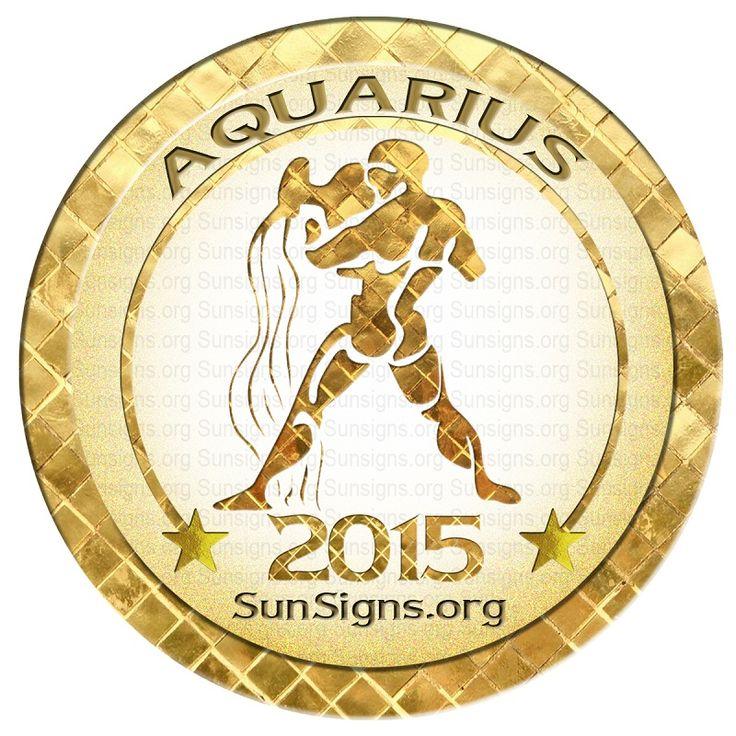 Horoscope for aquarius in 2014