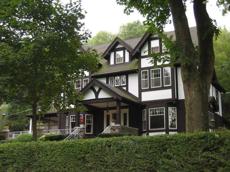 12 delightful tudor revival style home plans for Tudor revival house plans