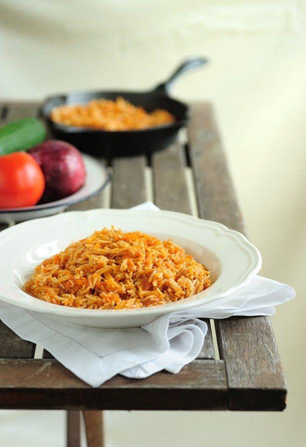 Tomato Pilaf | GREEK FOOD | Pinterest