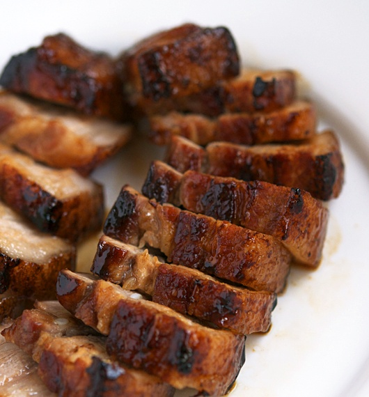Chinese Barbecued Pork (Char Siu) | Recipes :: Entrees | Pinterest