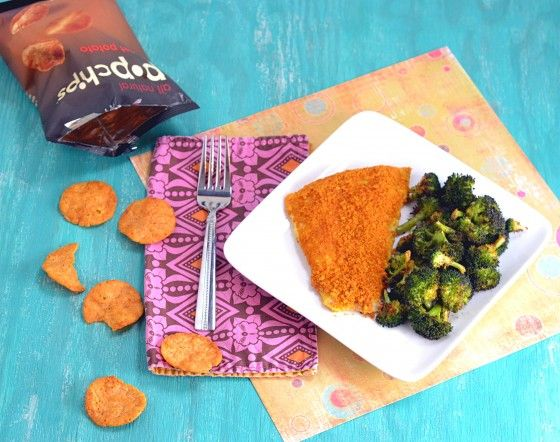 Sweet Potato PopChips giveaway!!
