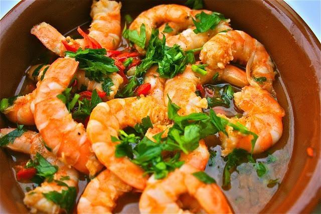 Gambas Pil Pil | Food & Cooking | Pinterest