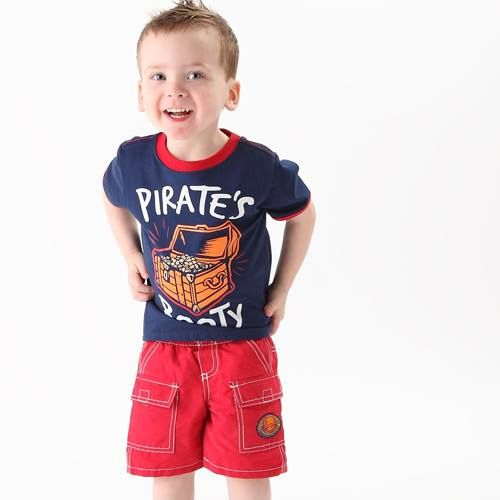 pirates booty cute kids in cool clothes pinterest
