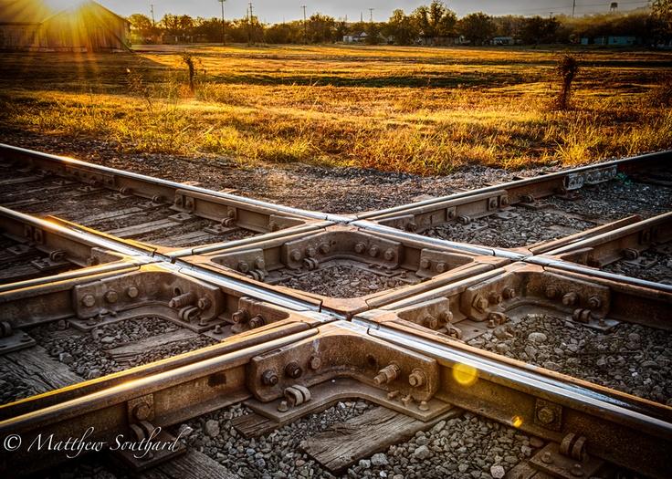 Intersecting Lines | Trenes | Pinterest
