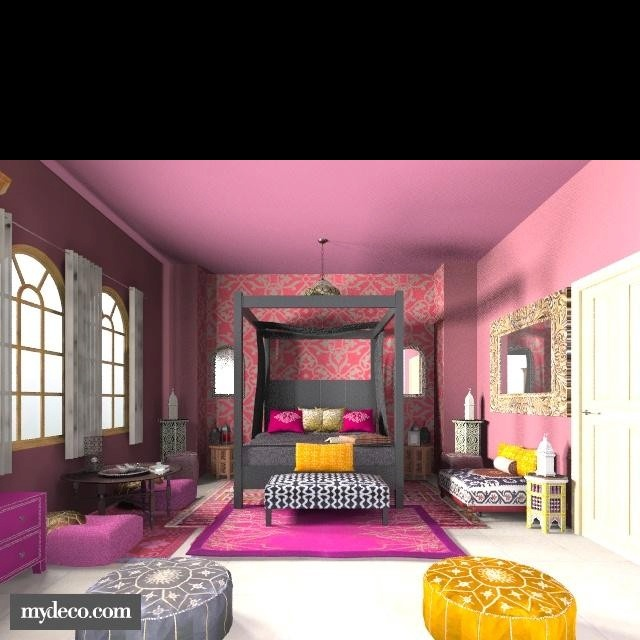 Moroccan Themed Bedroom Tween Bedroom Ideas Pinterest