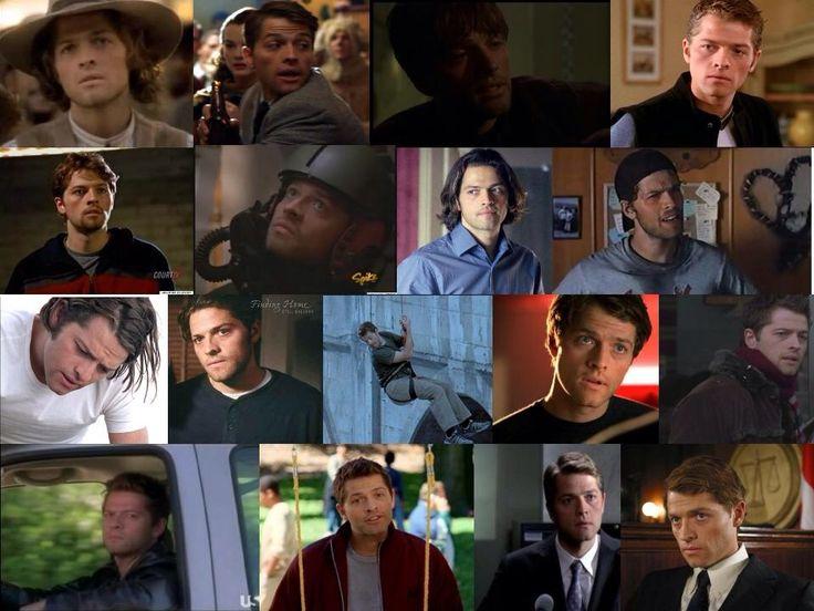 Misha collage films | Supernatural | Pinterest