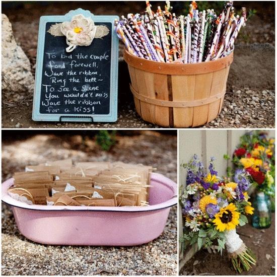 Cute Backyard Wedding Ideas : Cute Backyard Vintage Wedding  Wedding ideas  Pinterest