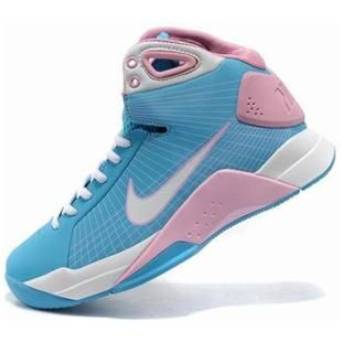 www.asneakers4u.com Nike Kobe Olympic Women Basketball Shoes Blue/Pink