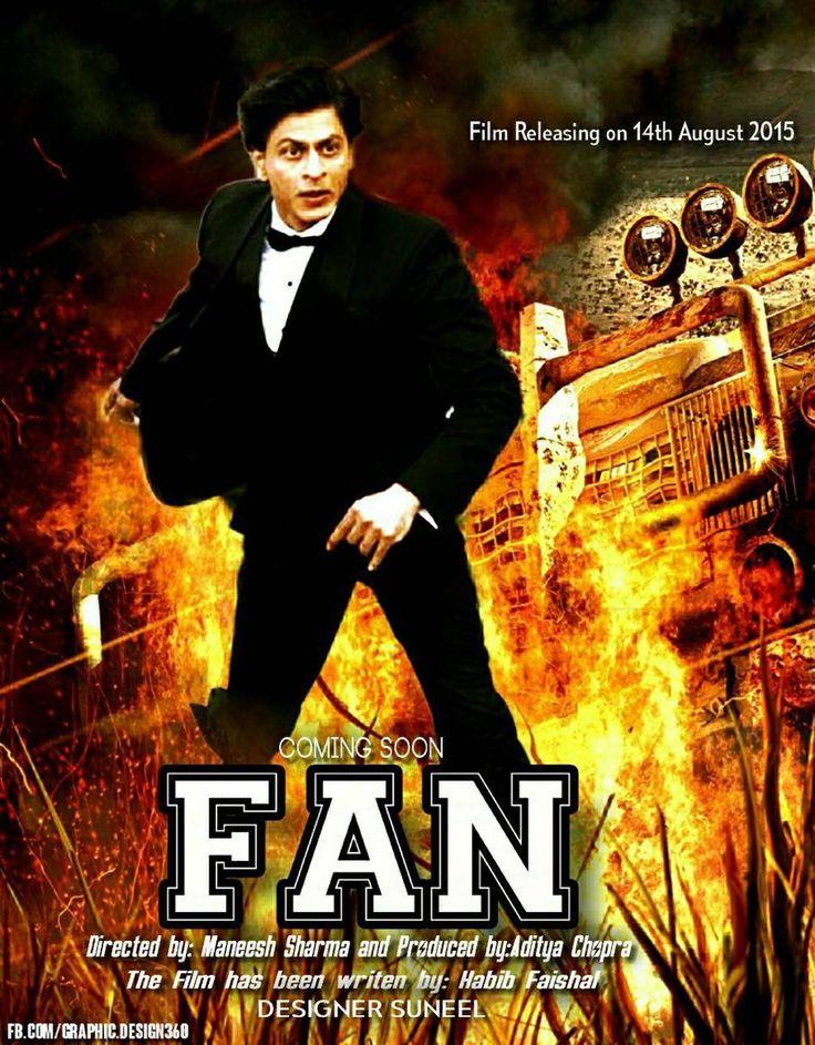 Fan Hindi Dubbed 2016 Full Movie Download Watch Online