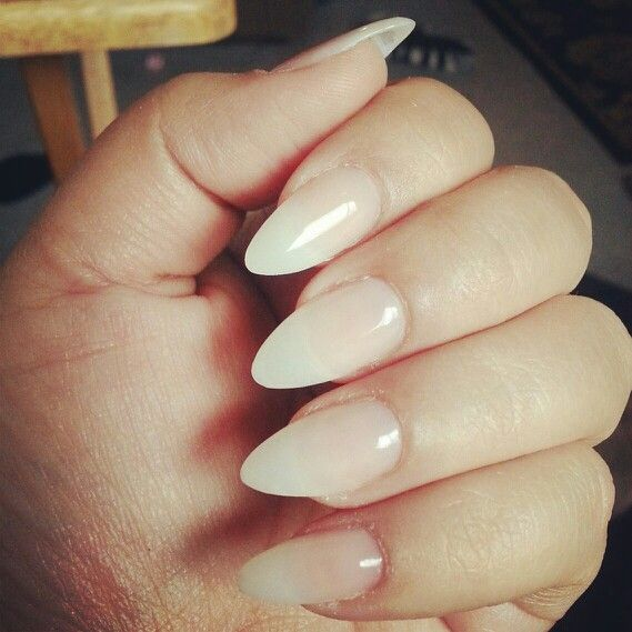 Natural looking gel nails | My Work (Nails) | Pinterest