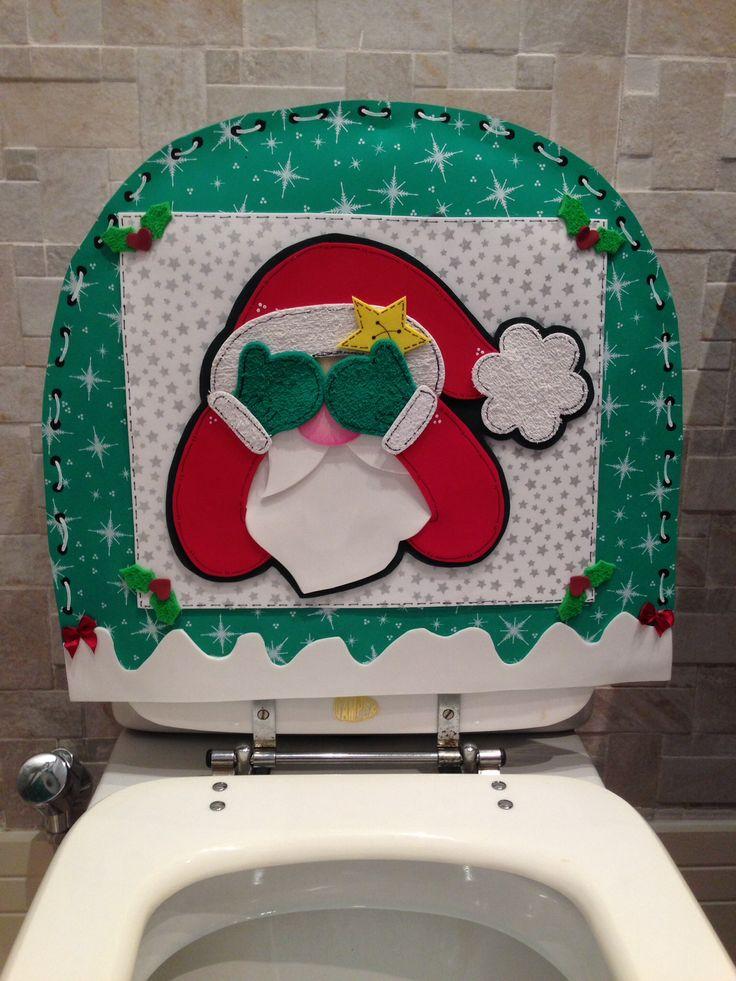 decoracao de lavabo para o natal:Decoração de Natal – lavabo