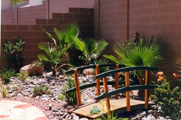 Yard  Landscaping Ideas for Coolest Frontyard Decoration Desert
