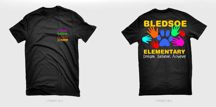 elementary school t shirts bledsoe elementary t shirt design studies - T Shirt Design Ideas For Schools