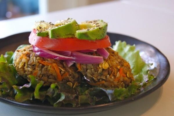 Gluten Free Vegan Lentil burgers | Recipes: Veggie Burgers (vegan, gf ...