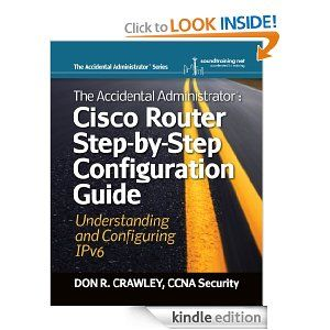 Administrator cisco router step by step configuration guide