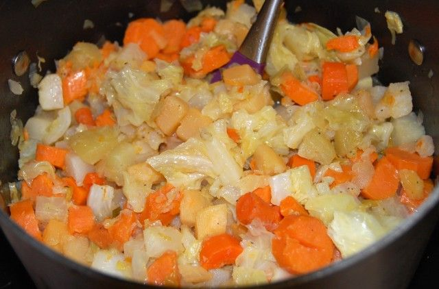 Тушеные овощи детские рецепты