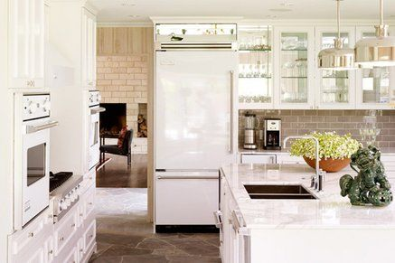 white kitchens high end appliances dream home pinterest