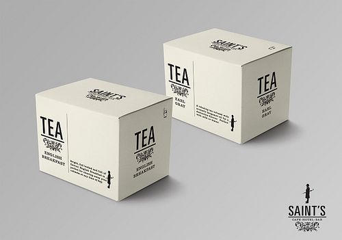 Tea Boxes Packaging