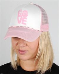 Put On Love Trucker Hat