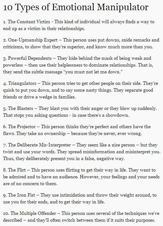 emotional manipulation quotes - photo #5