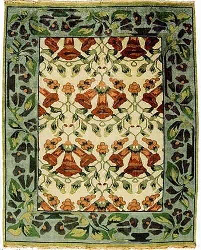 arts and crafts rug love the craftsman style pinterest. Black Bedroom Furniture Sets. Home Design Ideas