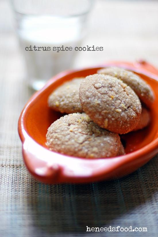 Citrus #spice #cookies | COOOOOOOOOKIES!! | Pinterest