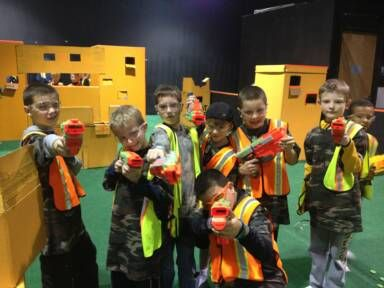 ... and Dart Tag team and birthday parties serving Meridian/ Boise, Idaho