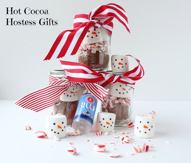 Christmas Hot Cocoa Hostess Gifts Christmas Gifts
