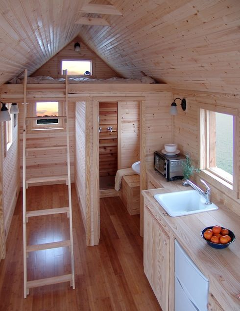 Interior layout for finished shed rooms i 39 d like to for Super small house design