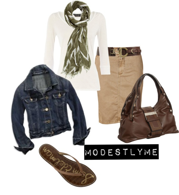 """""""BasicEdition"""" by modestlyme on Polyvore"""