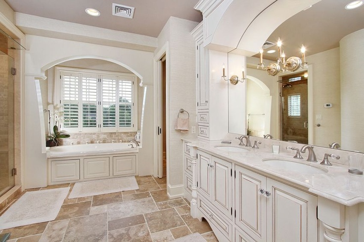 Beautiful Master Bathtub Bathroom Pinterest