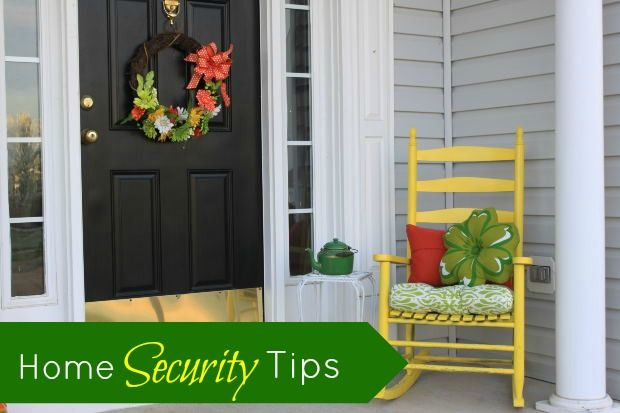 Home Security Tips | Preparedness | Confessions of an Overworked Mom