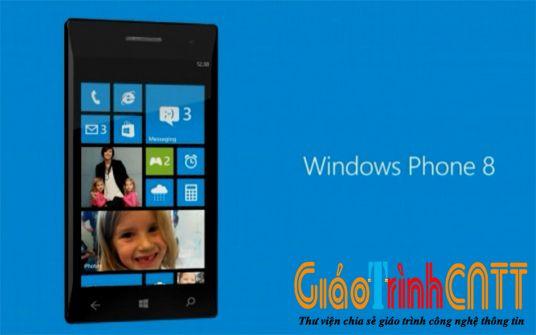 Ebook Lập Trình Windows Phone 8 Từ Cơ Bản Đến Nâng Cao