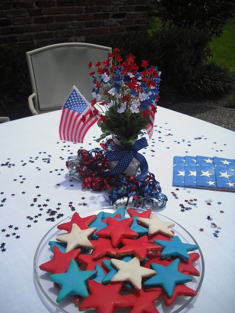 4th of july summer desserts