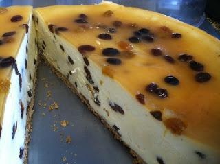 Rum Raisin Cheesecake | Food (mostly cookies) | Pinterest