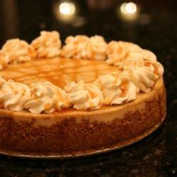 Caramel Macchiato Cheesecake | Cakes | Pinterest