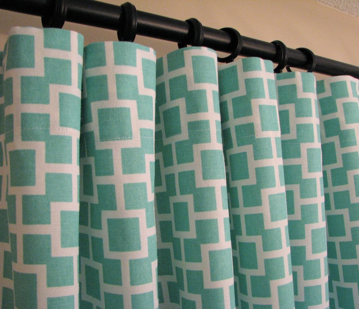 Tan And Brown Curtains Gray and Turquoise Curt
