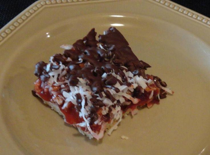 Cranberry Turtle Bars - Dee Dee's | Cooking!!! | Pinterest