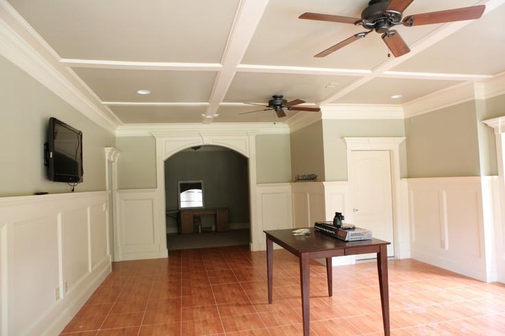 basement wall color basement remodel pinterest