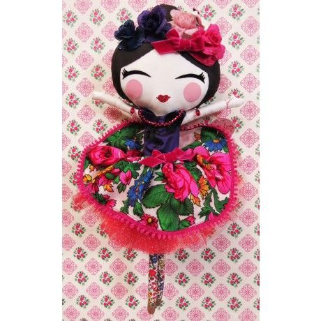 Little lisa Smile Doll Frida