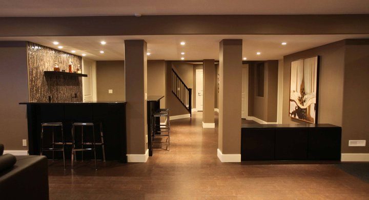 Outstanding Modern Basement 720 x 390 · 63 kB · jpeg