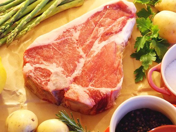 steak built for sharing! Serve with asparagus and roasted potatoes ...