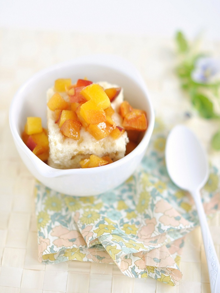Peach Shortcake... http://odessamay.blogspot.com/search?updated-max ...