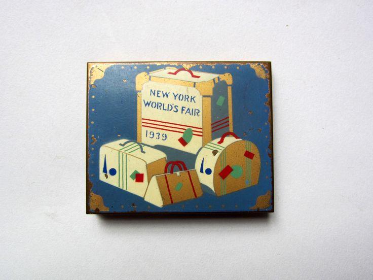 1939 new york worlds fair compact 1939 1940 new york world s fair s