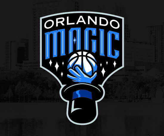 Orlando Magic Redesign by Jordan Musall | Sports Logos | Pinterest