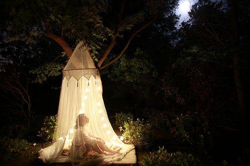 single dream tent