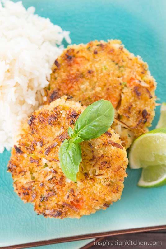 Thai Shrimp Cakes | Inspiration Kitchen | Food & Drink | Pinterest