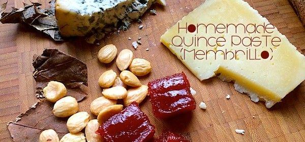 Quince Paste (Membrillo) | are there seconds? | Pinterest