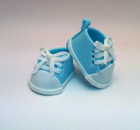 converse cake toppers
